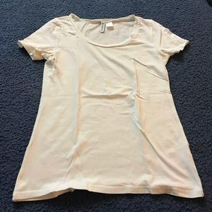 H&M: Basic Slim Fit Tee